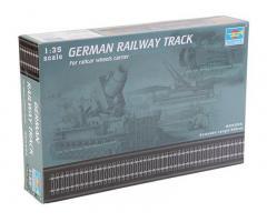 GERMAN RAILWAY TRACK