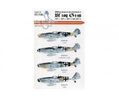 EagleCals #46 Bf 109 G-14s
