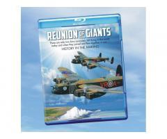 BLU RAY Reunion of Giants