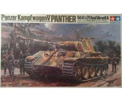 PANTHER Ausf A Sd.kfz.171 1/25 Scale