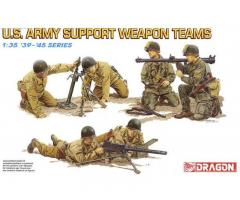 Dragon 1/35 6198 WWII US Army Support Weapon Teams
