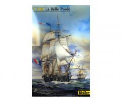 Heller La Belle Poule 1/200