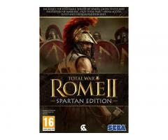 Rome 2 + Shogun 2 Total War