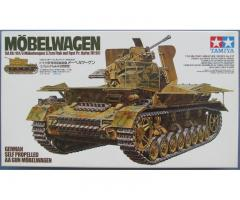 Sd.Kfz.161/3 Möbelwagen 3,7cm Flak