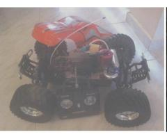 Thunder tiger Xtreme monster Truck HACHETTE