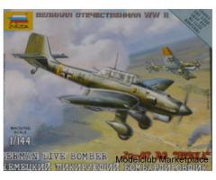 Ju-87B2 1/144 Zvezda