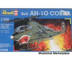 BELL AH-1G Cobra 1/100 Revell
