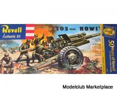 105mm Howitzer 1/35  Revell