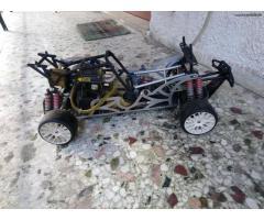 FG 1/5 κομπλε βενζινοκινητο με έξτρα