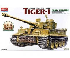 Tiger I Early