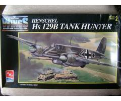 HS 129B TANK HUNTER