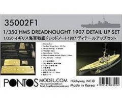 dreadnought pontos models 1/350