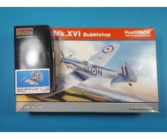 Spitfire Mk.XVI ProfiPACK +BRASSIN cockpit