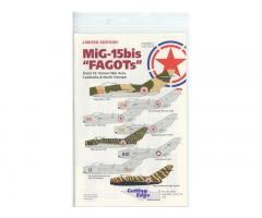 "Mig-15bis ""FAGOTs"""