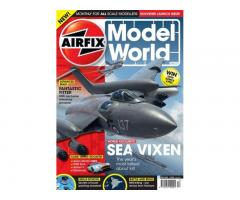 Airfix Model World - December 2010 - Issue 01