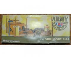 Diorama Normandy 1944