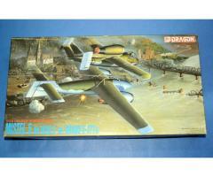 Mistel 5 He-162 & Arado E-377, Dragon 1/72 (*GA*)