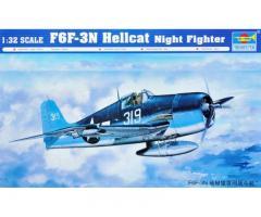 Grumman F6F-3N Hellcat, Trumpeter 1/32