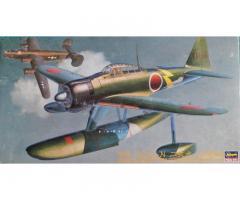 "Nakajima A6M2  N Fighter Seaplane ""Rufe"""