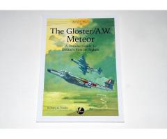 GLOSTER METEOR (Airframe Album 15 - Valiant)