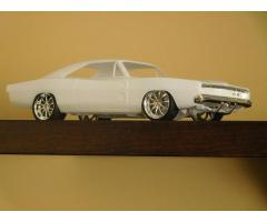 REVELL 1/25 DODGE CHARGER