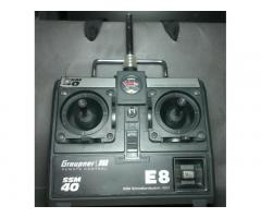 Graupner /JR Remote control