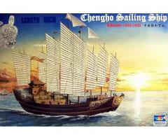 Chengho Sailing Ship, Chinese Treasure Fleet