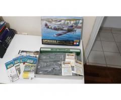 Spitfire Mk IXc Tamiya  Extras