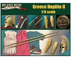 Greek Hoplite II 1/6 ( Die Cast Metal )