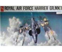 Harrier GR1 1/48 hobbycraft
