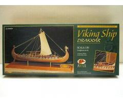 1:50 Viking Ship DRAKKAR της AMATI
