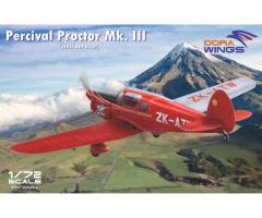 Percival Provost Mk III (Dora Wings, 1/72)