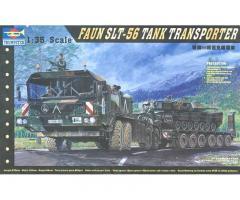 FAUN Elefant SLT-56 Panzer Transporter