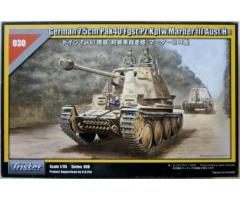 7.5cm Pak40 Fgst.Pz.Kpfw. Marder III Ausf.H