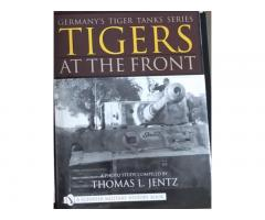 TIGERS AT THE FRONT