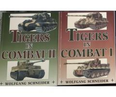 TIGERS IN COMBAT I & II