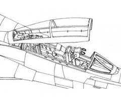 F-14A 1/48 Διαφανή μέρη