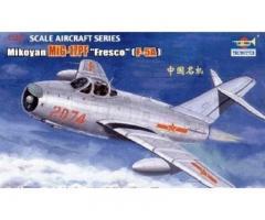 ΖΗΤΕΙΤΑΙ 1/32 Mikoyan MiG-17PF Fresco, Trumpeter 02206