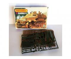 Matchbox Hanomag SdKFz 251