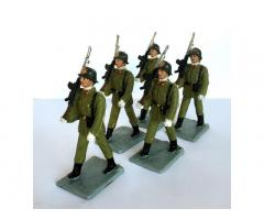 Soldis Gomarsa Desfile de Infanteria