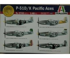 P-51D/K MUSTANG PACIFIC ACES