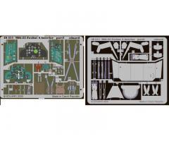 Mig-25 Foxbat detail sets