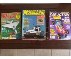 Περιοδικά Modelling, Rad, Car Action