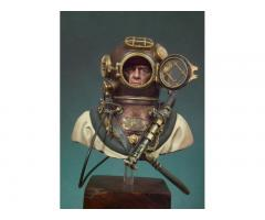U.S. NAVY Diver, 1941 200mm