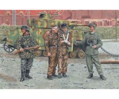 NEA TIMH DRAGON Panzergrenadiers 1/35