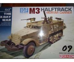 IDF M3 halftrack