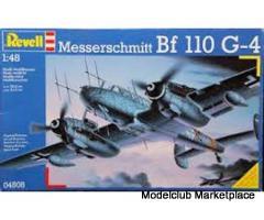 Messerschmitt Bf110 G4 REVELL