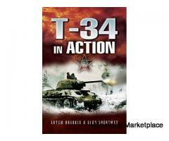 T-34 In action Sheremet-Drabkin