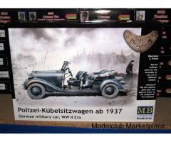 German military car, Type 170 V Polizei