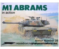 M1 ABRAMS in Action (Squadron No.26)